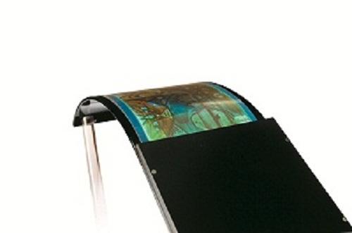 基于PEDOT触控屏的AMOLED显示屏
