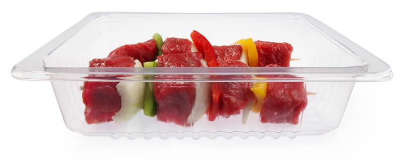 美利肯 Millad® NX™ 8000添加剂应用于由聚丙烯制成的食品托盘